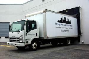 reduced MEG truck photo
