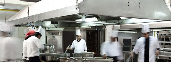 Commercial Kitchen HVAC