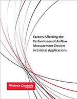 Performance Factors for Airflow Measurement Devices